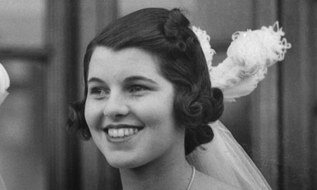 Rosemary Kennedy, in 1938 - three years before her lobotomy.